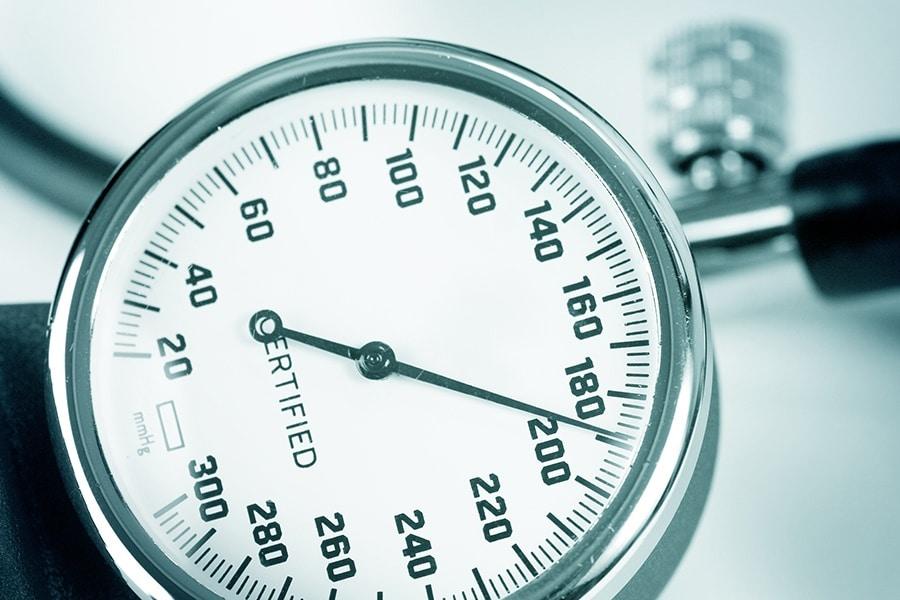 Blutdruckmessgerät zur kardiologischen Diagnostik