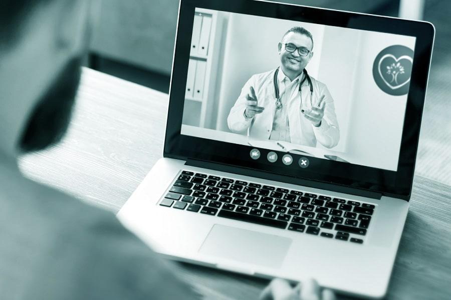 Videosprechstunde Beratung und Betreuung