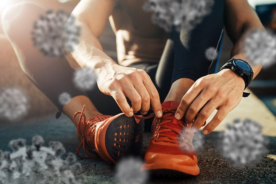 Blog Covid-19 Herzschäden Herz Gesundheit Sport