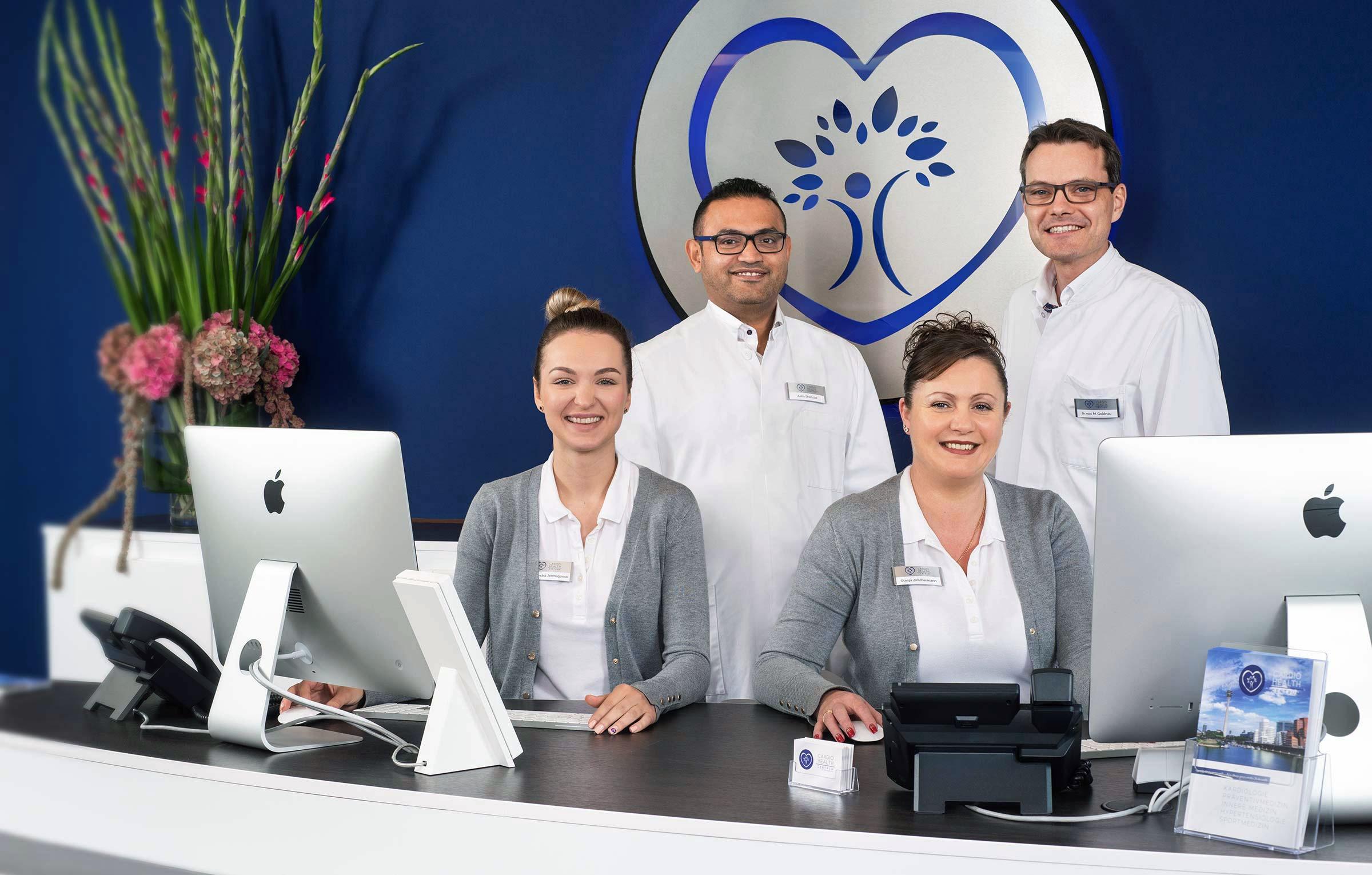 Team Privatpraxis Kardiologie Düsseldorf
