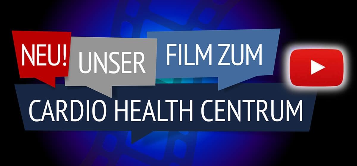 Hinweis Image-Video Kardiologie Präventivmedizin Medienhafen Düsseldorf