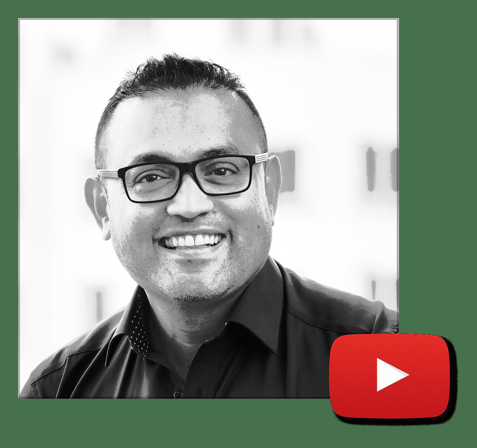 Video Youtube Asim Shahzad Kardiologe Präventivmedizin